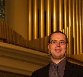 Paul J. Carroll, Director, Organ Tour