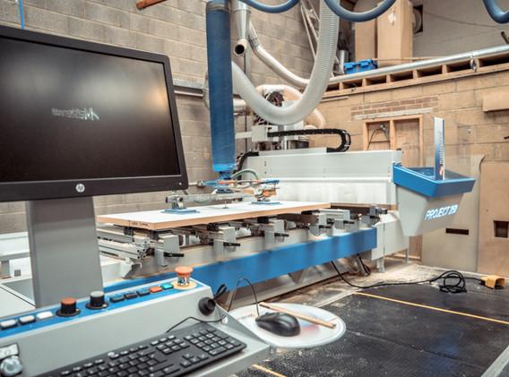 Masterwood cutting machinery
