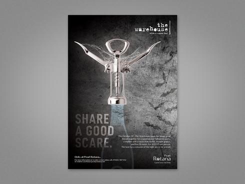Halloween Advert