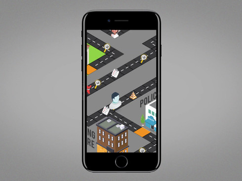 Jahez Game Mobile Application