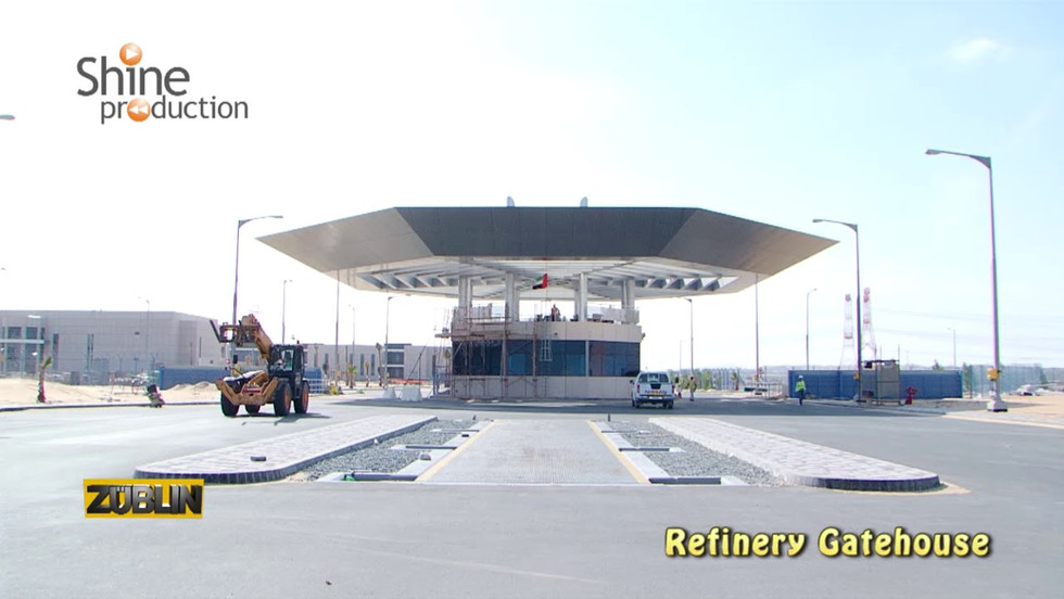 Ruwais Expansion Project Monthly Progress