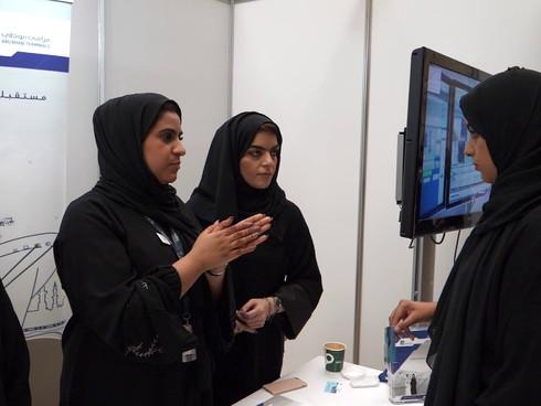 ADT in Career Spotlight 2018 by Zayed University