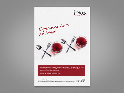 Valentines Advert