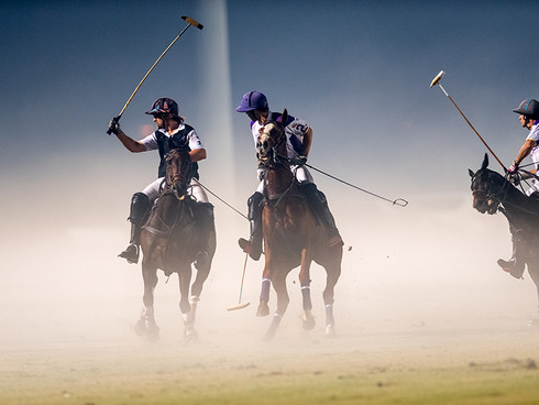Ghantoot Polo Competitions and Events