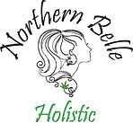 Northern Belle Holistic Logo with Text c