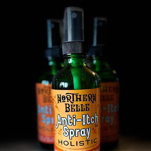 Anit-Itch Spray