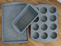 3D Printed Bakeware (Painted Plastic)