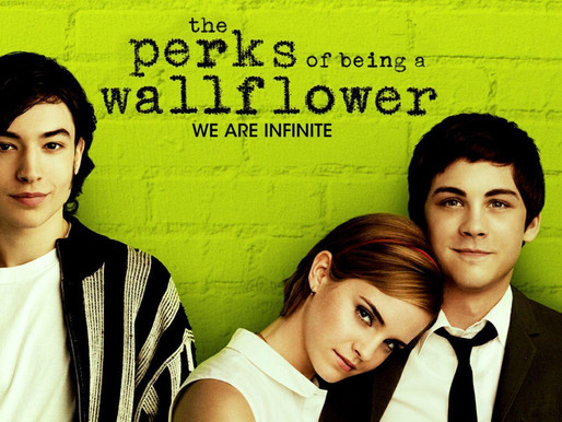 Let's Talk: The Perks of Being a Wallflower