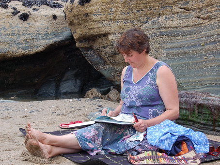 Drawing in Cornwall and Devon