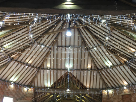 The Octagon Barn, Little Plumstead - Christmas Fair