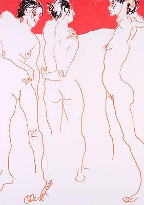 Scarlet Trio (life drawing).jpg