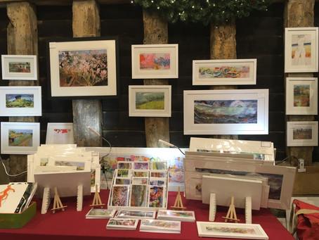 Blackthorpe Barns Christmas Fair - British Craft Weekend