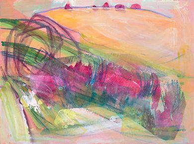 Fresh Spring Air (landscape Derbyshire).