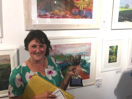 Society of East Anglian Watercolourists, Babylon Gallery - Ely