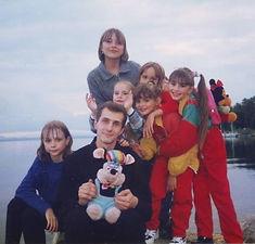"""группа """"Свои"""" 1999 год"""