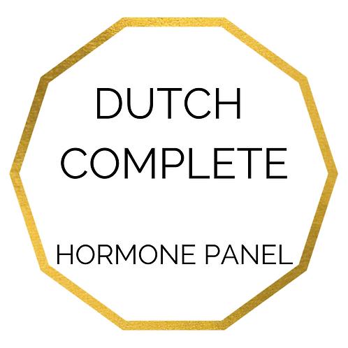 Complete Hormone Panel