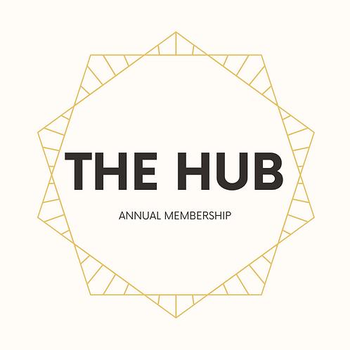 The Hub Annual Membership