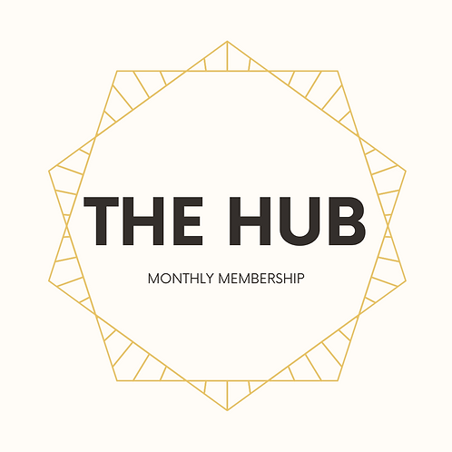 The Hub Monthly Membership