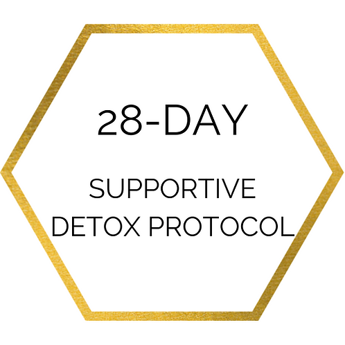 28-Day Supportive Detox Protocol