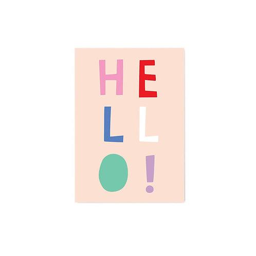 Hello Digital Print A4/A3