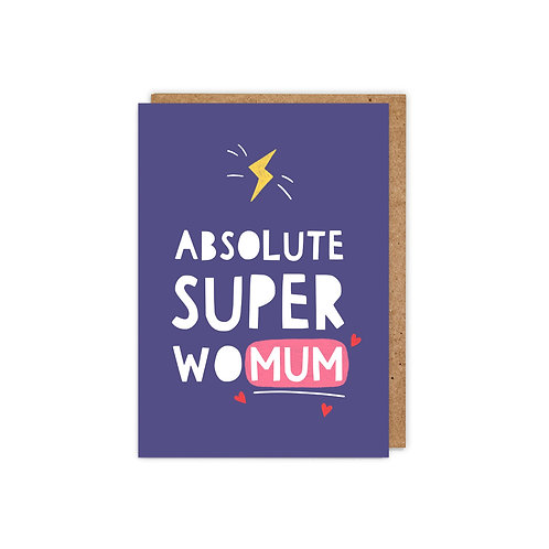 Absolute Super Womum