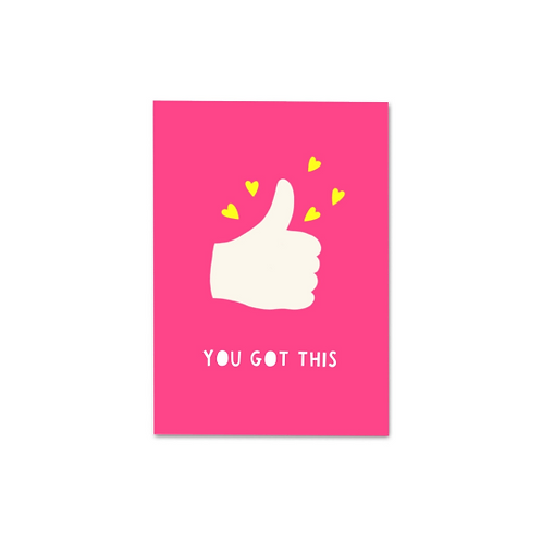 You Got This Postcard