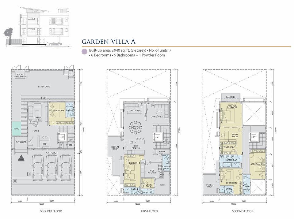 Laman Villa Type A