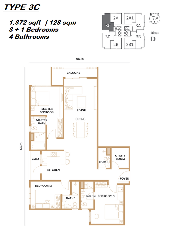 Type 3C 1372sf 128sm 3+1br & 4ba.png