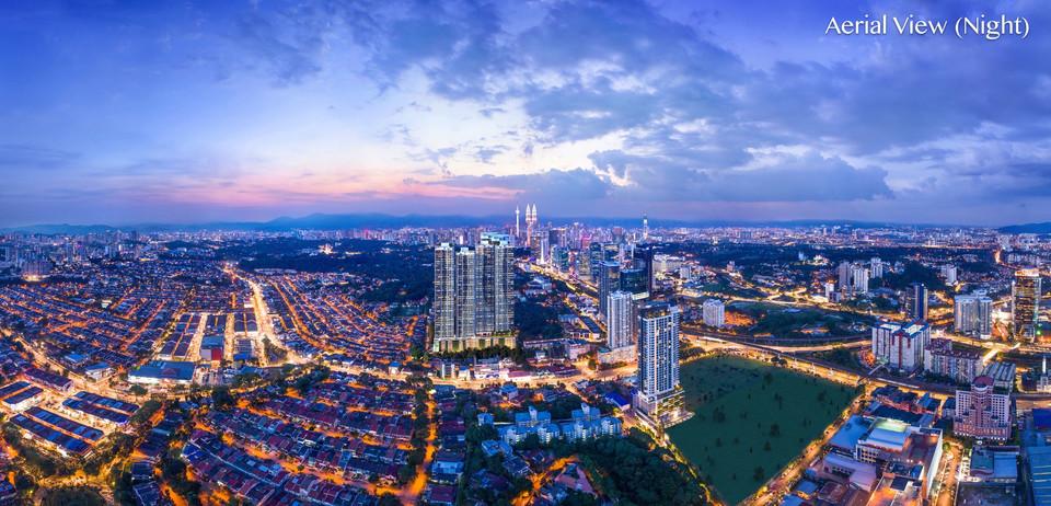 Bangsar Hill Park Aerial Night.jpg