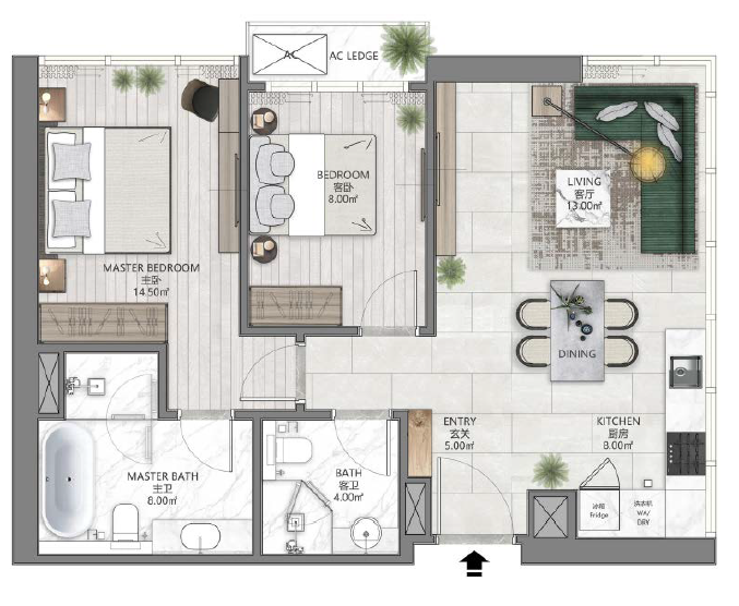 B2a - 2Br, 839sf, 78sm.png