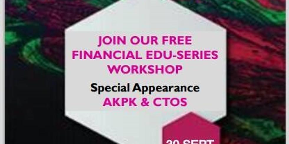 Maju Group Financial Edu-Series Workshop