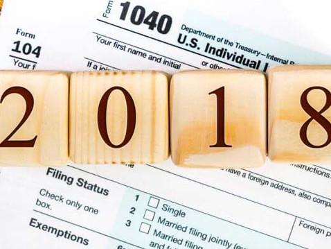 2018 IRS Tax Reform