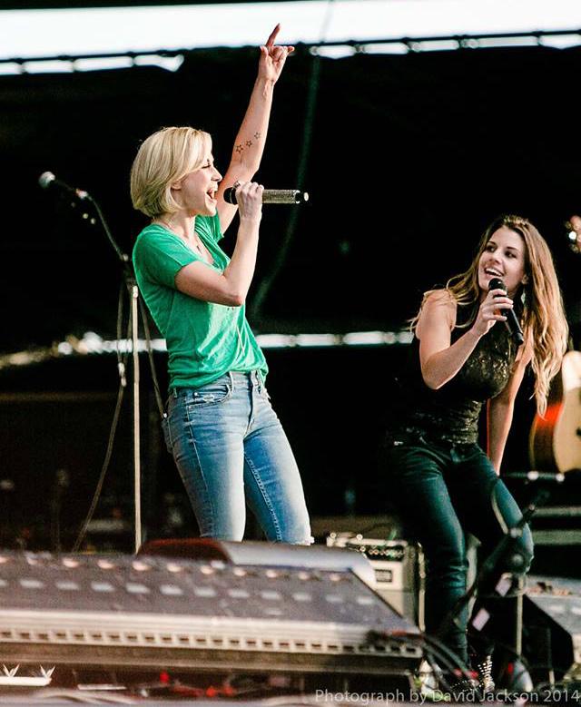 Kellie Pickler & Jasmine Rae