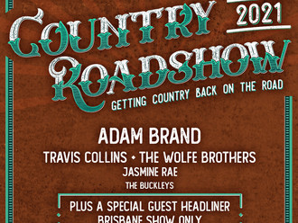 Jasmine Rae To Feature In Country Roadshow 2020