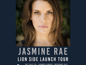 Jasmine Rae Announces LION SIDE Launch Shows