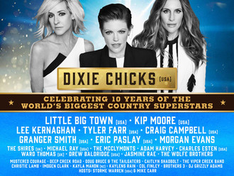 Jasmine Rae to Join The Dixie Chicks and More at CMC ROCKS 2017