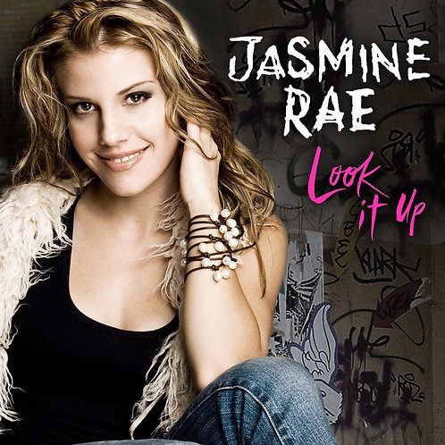 LOOK IT UP (CD) **Personally Signed**