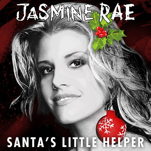 SANTAS LITTLE HELPER (CD) **Signed**