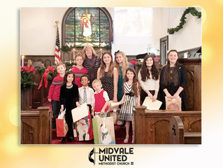 Midvale UMC Music Program: 3rd Annual Christmas Recital