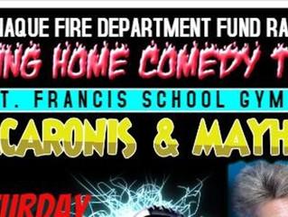 Macaronis & Mayhem Comedy Show