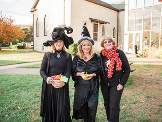 Happy Halloween from Midvale United Methodist!