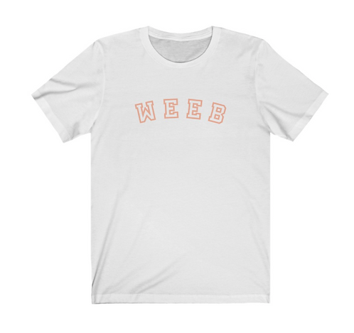 WEEB T-Shirt (PRE-ORDER)