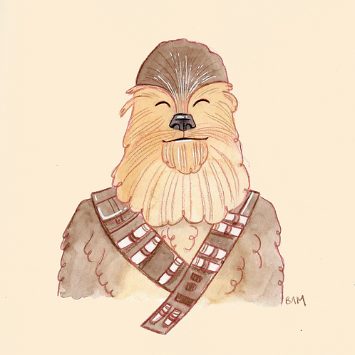 Chewy Print