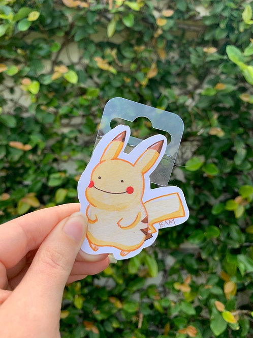 Ditto Disguises Vinyl Stickers