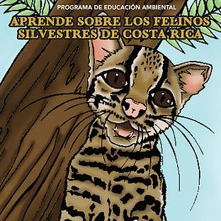 Felinos Silvestres de Costa Rica - Libro