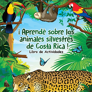Animales Silvestres de Costa Rica - Libr