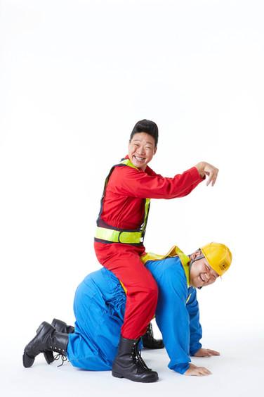 2019  企画展 工事中! ANZEN漫才