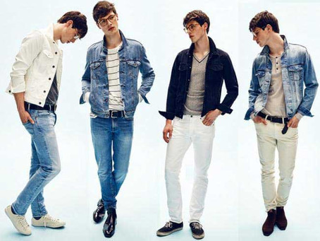 The 4 Rules Of Wearing Double Denim