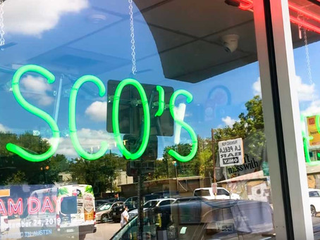 """Cisco's Restaurant"", TX"