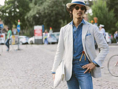 Double Denim Will Boost Your Ruggedness If You Follow These Rules